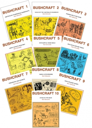 Bushcraft the complete set