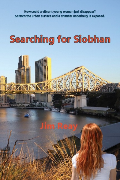 Searching for Siobhan by Jim Reay  ****SPECIAL****