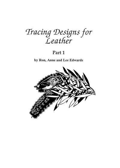 Tracing Designs for Leather