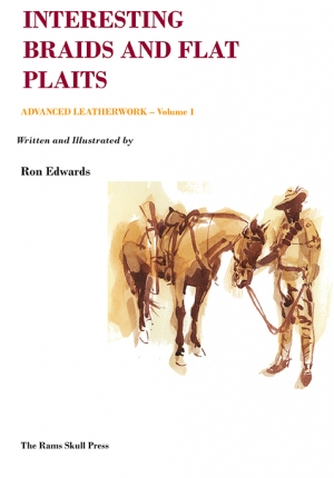 Advanced Leatherwork Vol 1 Interesting Braids and Flat Plaits
