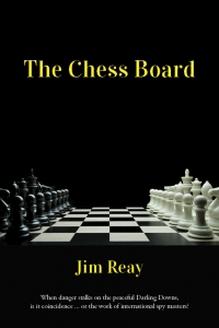 The Chess Board by Jim Reay  ***SPECIAL***