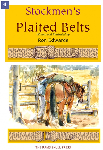 Stockmen's Plaited Belts