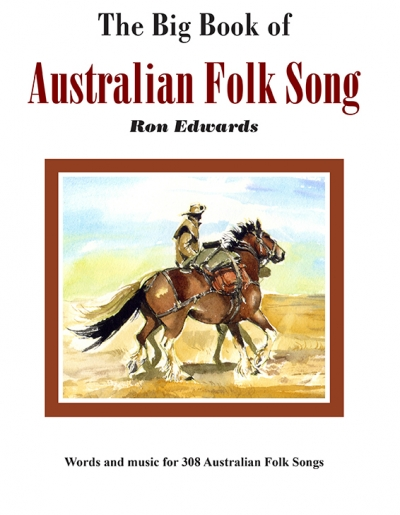 Big Book of Australian Folk Songs